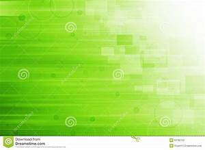 Abstract Green Technology Background. Stock Illustration ...
