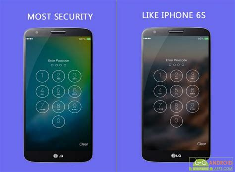 lock apps on iphone best android lock screen apps of 2016 appinformers com Lock