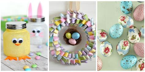 easter stuff 60 easy easter crafts ideas for easter diy decorations gifts country living