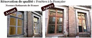 Fenetre Bois Double Vitrage : renovation fenetre bois double vitrage porte fenetre ~ Premium-room.com Idées de Décoration