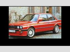 BMW E30 Hartge YouTube