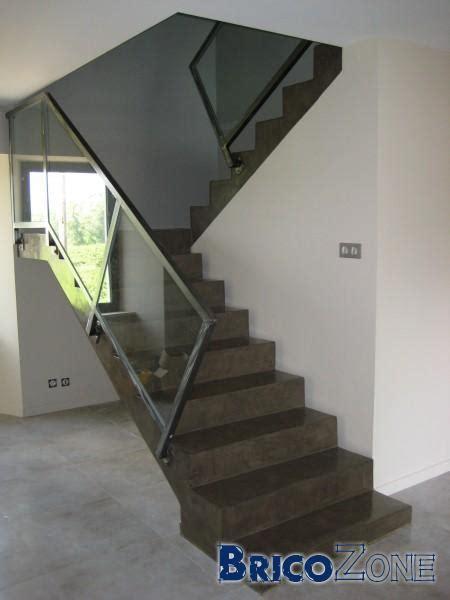 refaire escalier en beton
