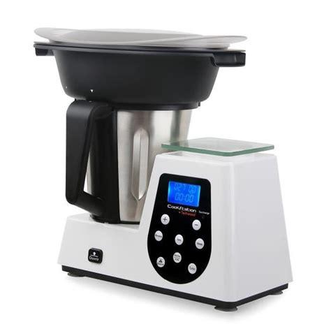techwood robot cuiseur multifonction cookstation cs 7 achat vente robot multifonctions