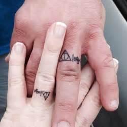 guys engagement rings 40 sweet meaningful wedding ring tattoos