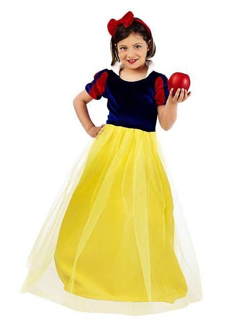 Snow White Kids Costume - maskworld.com