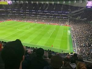 Tottenham Hotspur Stadium Level 5 500 Level Home Of
