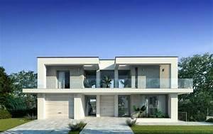 Progetto Villa Moderna Con Piscina Lotto 10