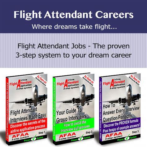 the airline flight attendant application clickbank