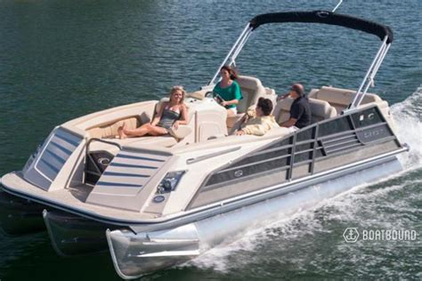 Pontoon Boat Rental Chicago by Rent A 2014 26 Ft Crest Pontoons 250 Cp3 Tritoon