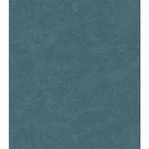 Washington Wallcoverings Seafoam Blue Stucco Textured ...