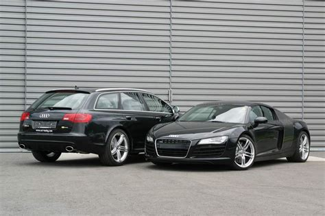 Audi Rs6 Avant And R8 By Oct Tuning News Top Speed