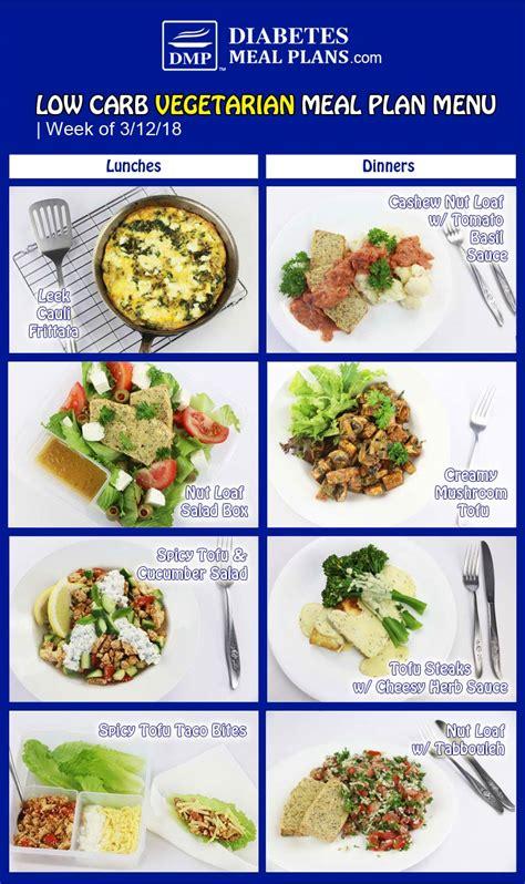 diabetic meal plan week