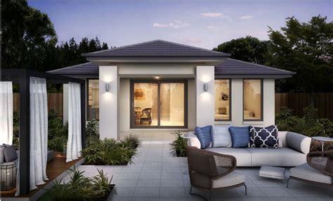 single storey house plans 60m2 flat 1 bedroom home design nsw clarendon homes