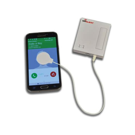 Maxiaids Myalert Wireless Smartphone Transmitter