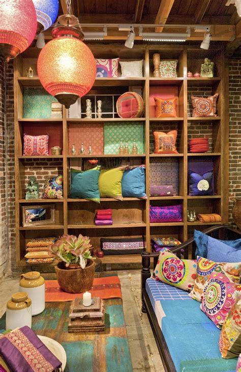 chambre indienne d馗oration décoration salon style indien