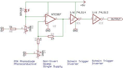 photodiode light detector circuit photodiode light detector circuit 28 images debouncing