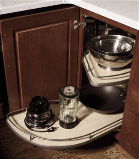 corner cabinet access solutions coolest and most accessible kitchen cabinets ever next