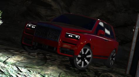 Rolls-royce Cullinan 2019 [add-on / Replace]