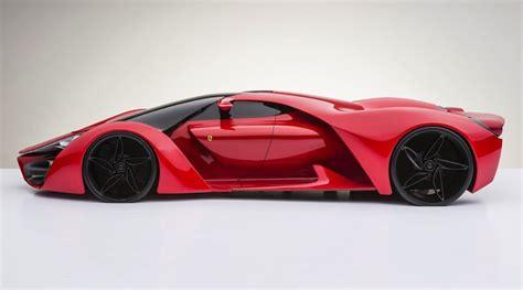 Very cool design by italian designer adriano raeli. Ferrari F80 concept | wordlessTech | Ferrari f80, Super ...