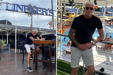Wayne Lineker looks miserable as he's forced to shut down ...