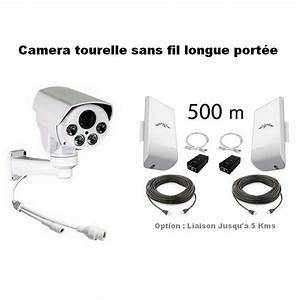 Camera De Surveillance Sans Fil : camera sans fil longue port e surveillance batiment ~ Dailycaller-alerts.com Idées de Décoration