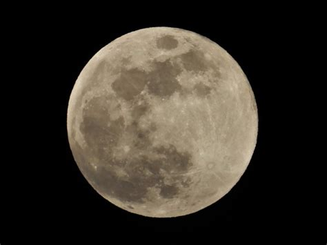 Second -- And Last -- Blue Moon Of Year