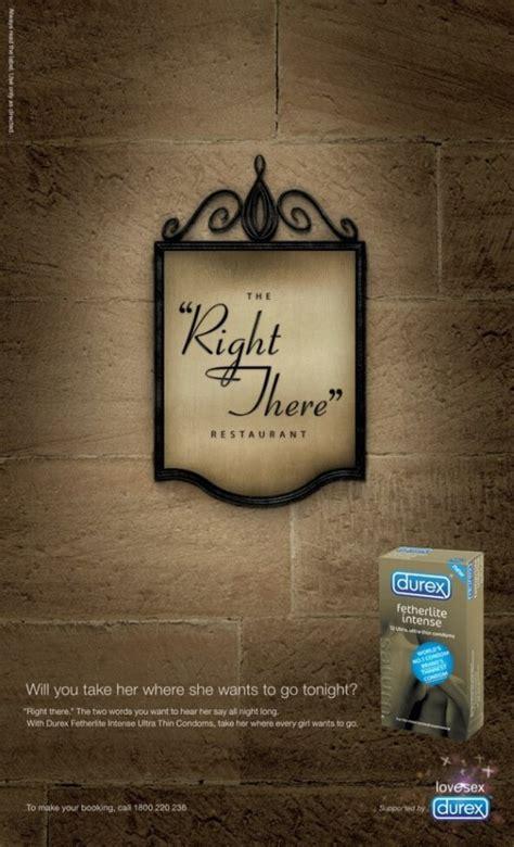 brilliant ads  durex  show  dont