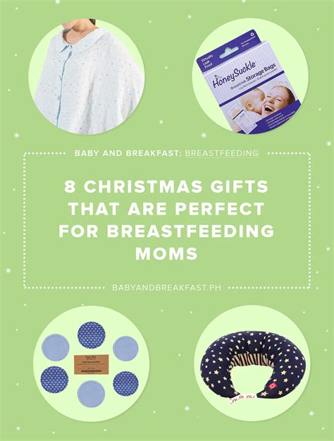 Breastfeeding Gift Guide 2017 Philippines Mommy Family Blog