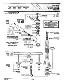 Moen Arbor Kitchen Faucet by Kitchen Moen Kitchen Faucet Parts Intended For