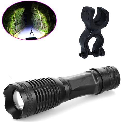 new bicycle light 2500 lumen 5 mode cree t6 led flashlight
