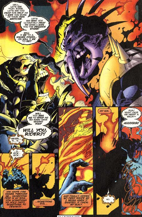 ghost rider quotes penance stare image quotes