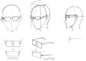 How to Draw Anime with Glasses