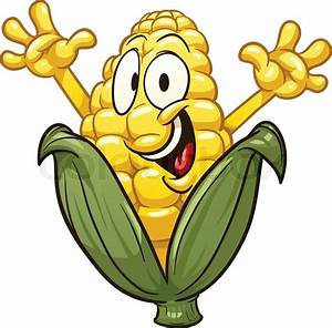 Cartoon Corn On The Cob | Free download best Cartoon Corn ...