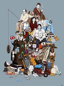 seinfeld poster - Google Search   Favorite TV Shows ...