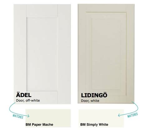 paint color to match ikea adel white how to hang ikea cabinets paint colors white cabinets