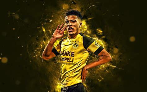 Download wallpapers Jadon Sancho, goal, BVB, Borussia ...