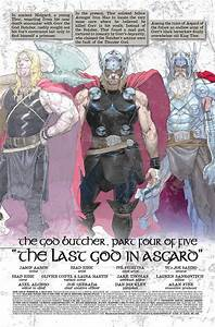 MIGHTY GOOD READ: Thor: God of Thunder (Issues #01-11)