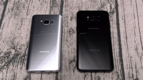samsung galaxy s8 and s8 plus quot real review quot