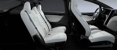 Row Fold Tesla Flat Second Seater Seat