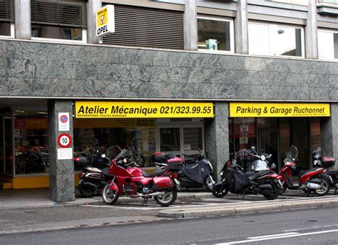 Parking Ruchonnet Gare Lausanne Parking Privé Sécurisé