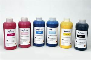 Solvent Vs  Water Based Printing