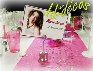 Deco Anniversaire 20 Ans Pas Cher : id e d co 20 ans mariage ~ Melissatoandfro.com Idées de Décoration