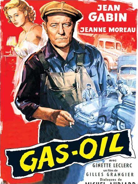 jean gabin jeanne moreau photo de jean gabin dans le film gas oil photo 68 sur 79