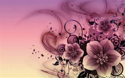 Screen Desktop Wallpapers Background Flowers Computer Flower