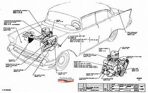 283 Chevy Engine Oil Diagram