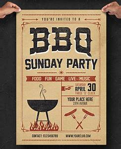 23  Bbq Invitation Templates