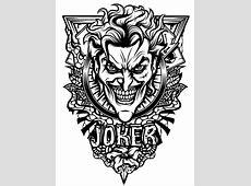 Joker Hahaha Tattoo Joker Pinterest Jokers And Tattoo Art