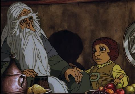 The Hobbit (1977) Review |basementrejects