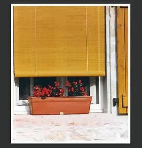 Store Enrouleur Bois : store bois exterieur rayon braquage voiture norme ~ Premium-room.com Idées de Décoration
