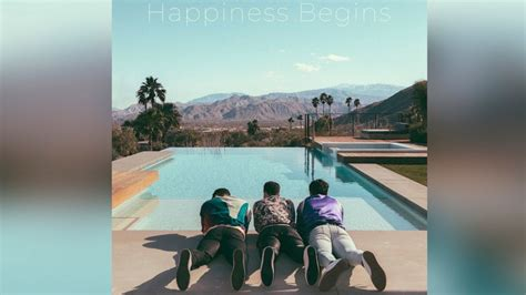 happiness begins    jonas brothers album